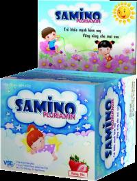 Cốm bổ trẻ em samino