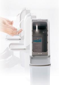 Thiết bị bơm dung dịch tự động SARAYA GUD-1000