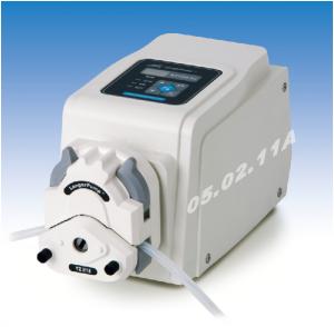 Bơm nhu động chia liều BT100-2J 380ml/phút