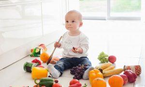 Bạn có thể thay đổi chế độ ăn cho bé