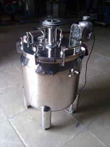 Tank chứa trộn sinh phẩm di động