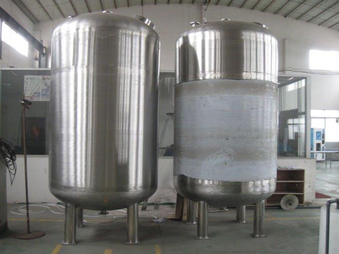 Tank chứa nước RO SUS316L