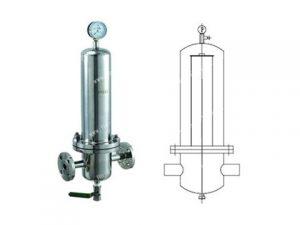 Bản vẽ bộ lọc khí inox 316L cho dược phẩm