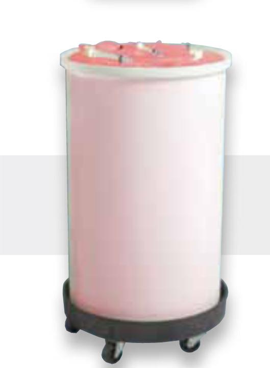 Túi chứa sinh phẩm cho tank chứa hình trụ