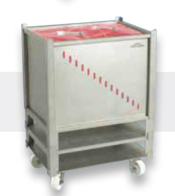 Túi chứa sinh phẩm cho tank chứa hình chữ nhật