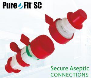 Đầu nối vô trùng Pure-Fit® SC Sterile Connectors