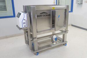 Máy trộn sinh phẩm tuần hoàn Bioprocess Mixing System- Saint-Gobain